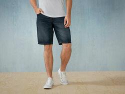 Мужские джинсовые шорты бермуды L 52 евро livergy германия.
