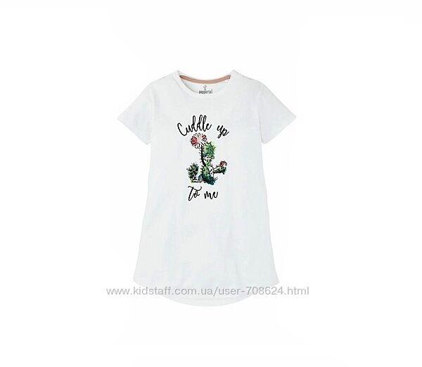 Ночная рубашка, футболка 146/152 Pepperts.