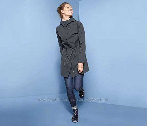 Непромокаемое пальто куртка Softshell на флисе L 44 евро Тсм Tchibo.