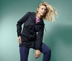 Непромокаемая куртка ветровка дождевик М 42 евро Тсм Tchibo.