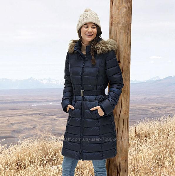 Теплая куртка пальто М 42 евро Esmara.
