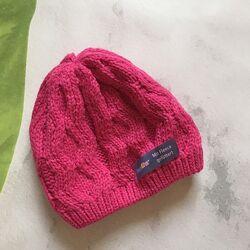 Зимняя теплая шапка на флисе 74/80 Lupilu.