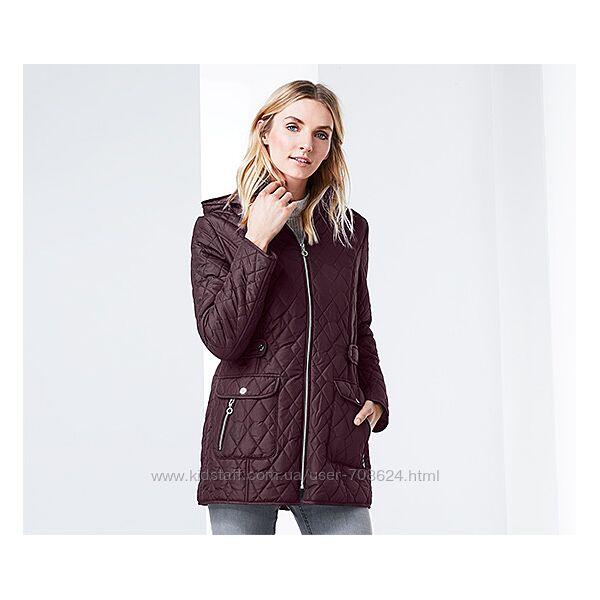 Классная стеганная деми куртка М 40 евро Тсм Tchibo.