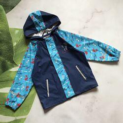 Непромокаемая куртка дождевик 110/116 Lupilu.