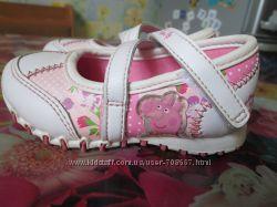 Летняя обувка для самых маленьких