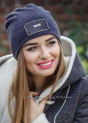 Стильные молодежные шапки. 33 модели