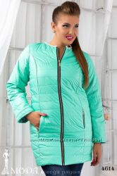 Куртки и пальто. Большие размеры