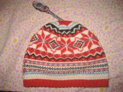 Тепленькая шапка