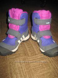 Сапоги детские Adidas стелька 21 см