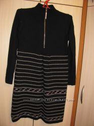 Очень теплое платье для беременных