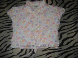 Блуза-рубашка для девочки Cherokee