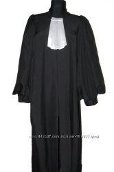 Мантия судьи судейская мантия