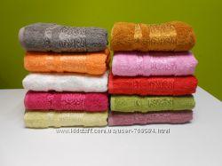 Бамбуковые полотенца Премиум-качества 70х140