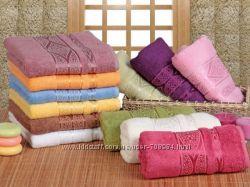 Бамбуковые полотенца Премиум-качества 50x90