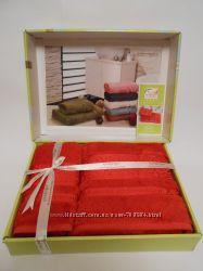 Набор бамбуковых полотенец Премиум-качества