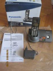 Panasonic Беспроводный телефон Panasonic KX-TG7107UA