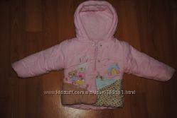 Демисезонная куртка на девочку 12-18 мес