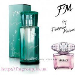 Парфумы FM качественные, идентичные оригиналу известных брендов