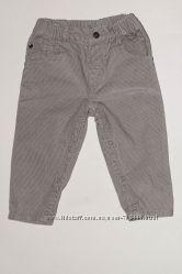 Вельветовые штаны, штани Prenatal на мальчика 9-12 м. 71-77 см