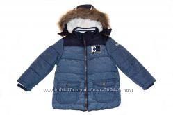 Куртка зимняя зимова Dopo Dopo на мальчика 4-5 лет 110 см