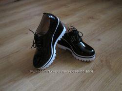 новые туфли на платформе