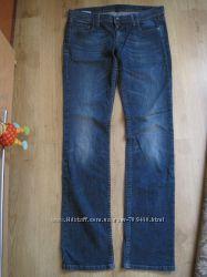 фирменные джинсы 31 размер состояние новых