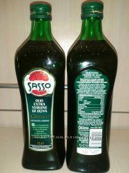 Оливковое масло Sasso Extra Vergine