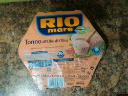 Тунец Rio mare 80г.