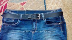 Пояс кожаный мужской новый ремень