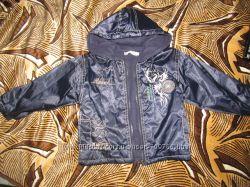 Куртка детская на мальчика  1-3 года