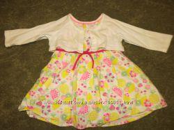 Наборчик платье  болеро для принцесы