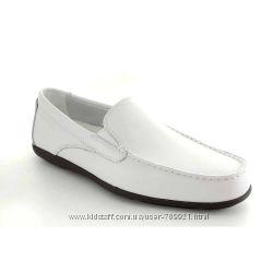 Белые мужские мокасины Rockport adiPRENE by adidas, купить Украина