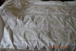 Покрывало двухспальное на кровать диван 185 см на 225 см