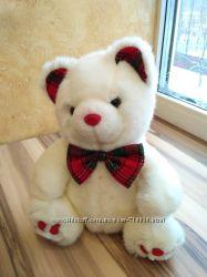 Мягкая игрушка, медвежонок с бантиком