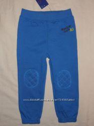 Трикотажные штаны-джоггеры с начесом Lupilu на 6-9 мес. Германия