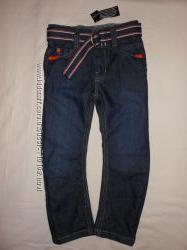 Красивые стильные джинсы Dunnes Stores Р. 98 - 104