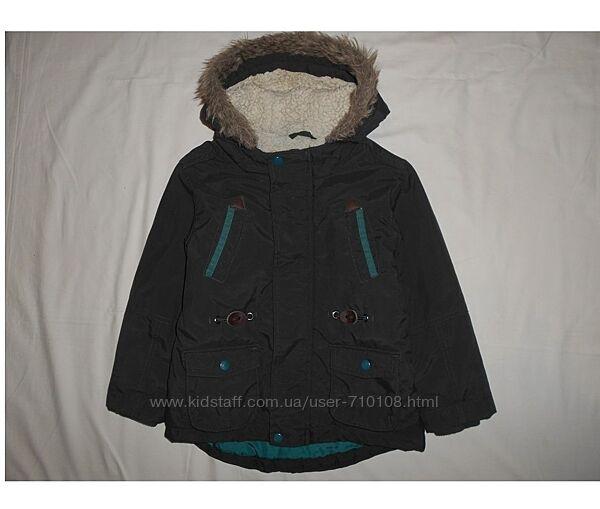 Куртка парка TU. на рост 104-110.