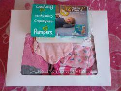 Коробка вещей для новорожденного девочке