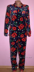 Пижама теплая Маки