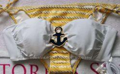 Полная распродажа Шикарные купальники VS в наличии M жёлтый якорь