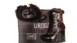Зимние сапоги LoriBlu, 37р.