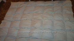 пуховое одеяло из домашнего перья