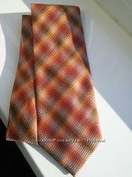 Фирменный шёлковый галстук от Воронина