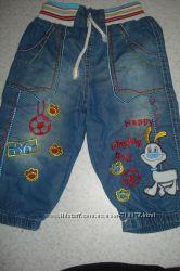 штаны спортивные джинсы новые