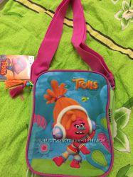 Сумка, рюкзак и пенал Тролли Trolls большой выбор