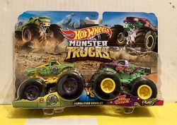 Набор hot wheels Monster trucks FYJ64 машинки monster jam в ассортименте