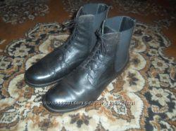 Шкіряні чобітки 41 р. Португалія