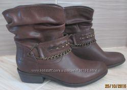 Полусапожки ботинки ботінки демисезон осіньвесна