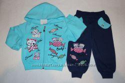 Распродажа Детский костюм для девочек Esilla baby Турция