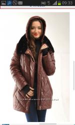 Пальто новое.  Зима